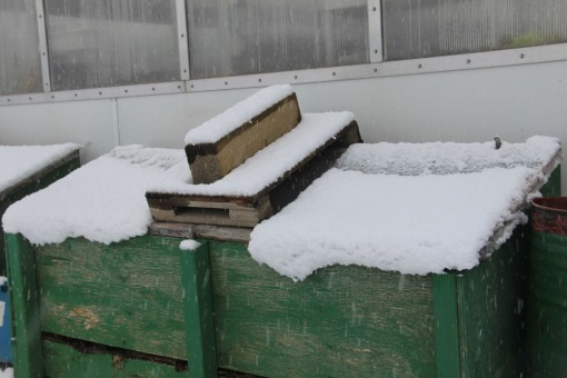 Cold frames are secure!