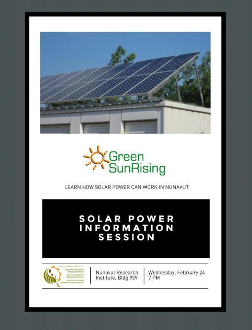 greensunrising